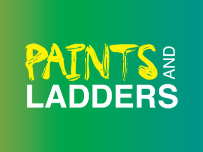 Paints and Ladders